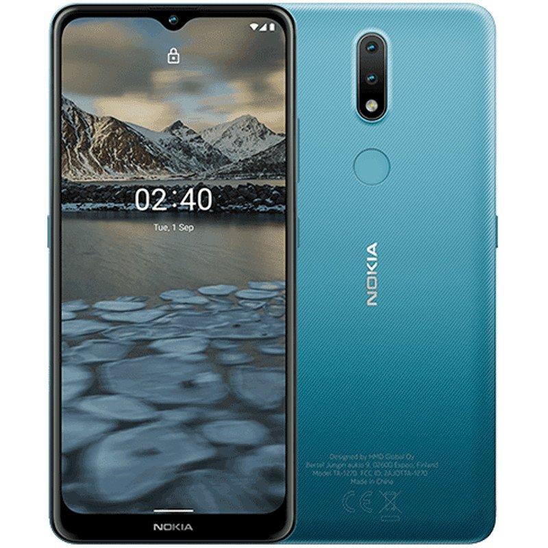 Nokia 2.4 3GB 64GB Azul