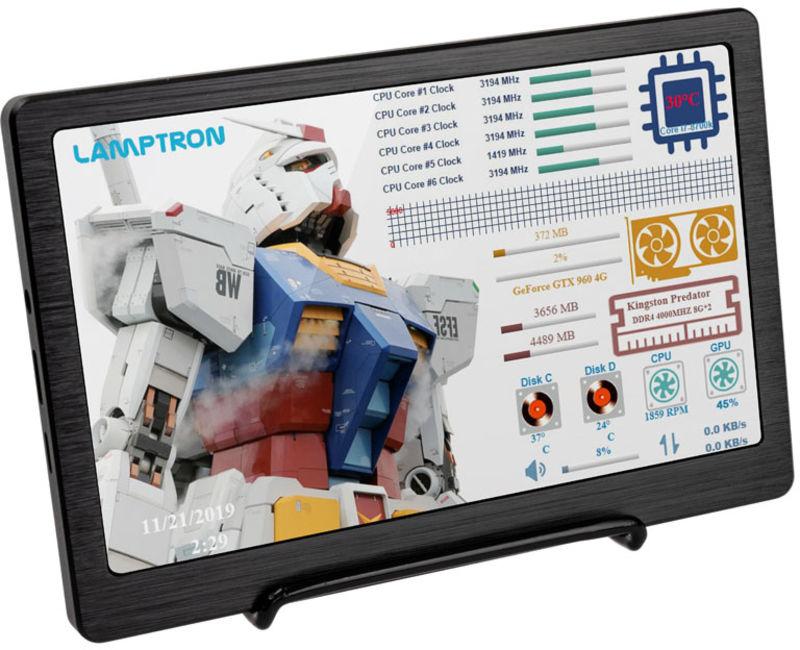 Monitor Lamptron HM070 7