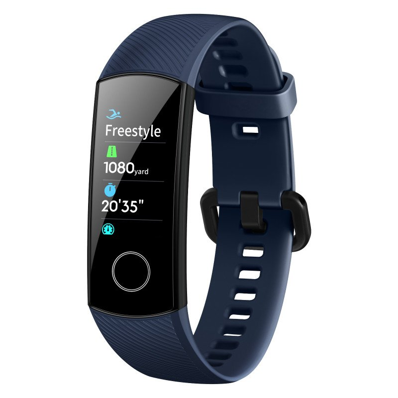 Pulsera de Actividad Huawei Honor Band 5 Bluetooth Azul Marino