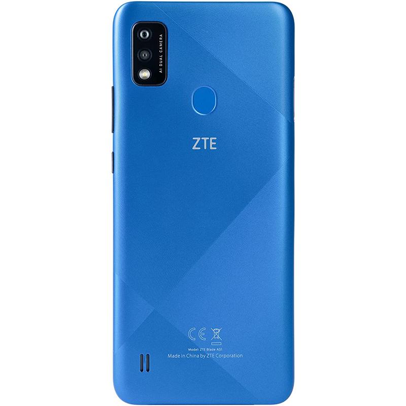 ZTE Blade A51 2GB 32GB Azul
