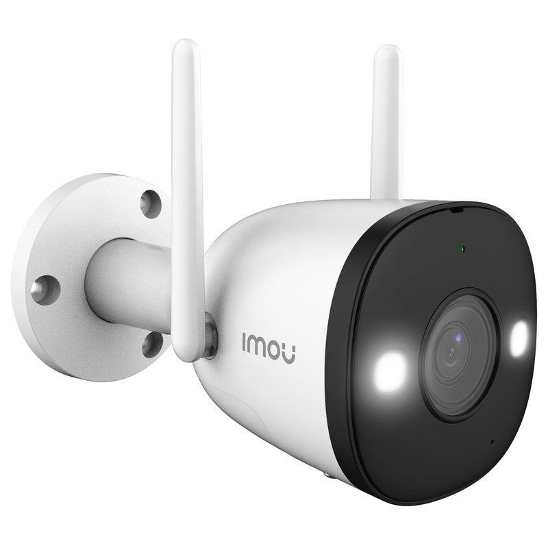Cámara de Seguridad WiFi Imou Bullet 2E 4MP Blanco