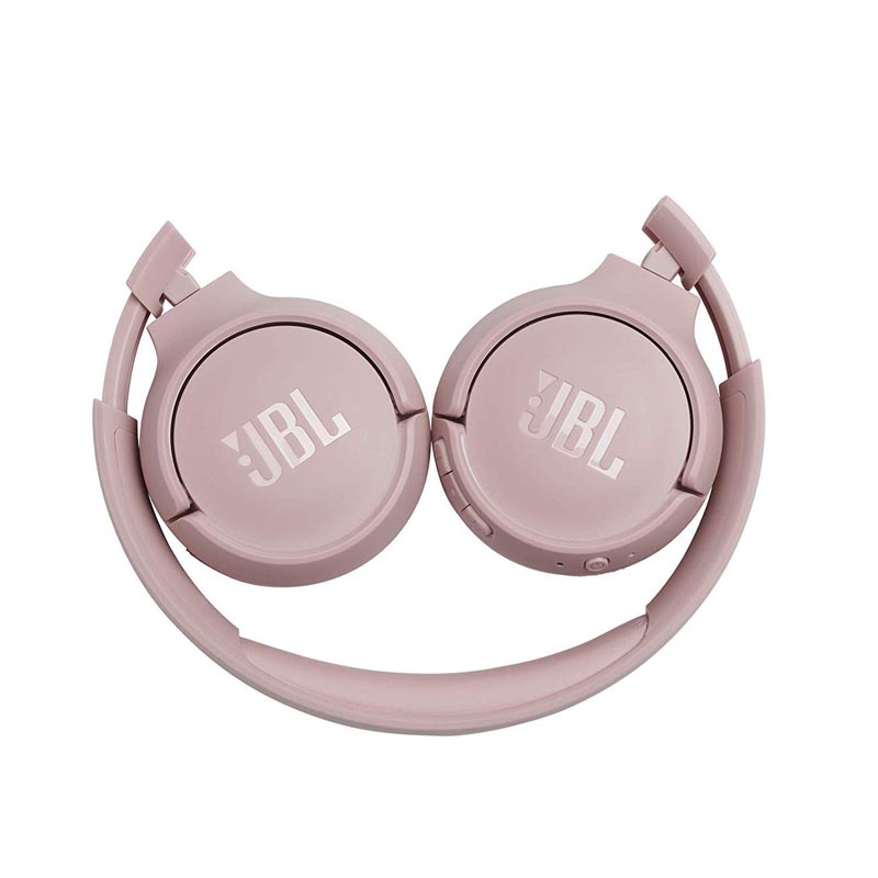 Auriculares Bluetooth JBL TUNE 500BT Rosa