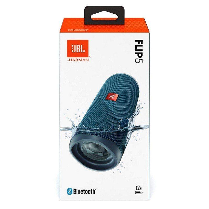 Altavoz Bluetooth JBL Flip 5 - 20W / 1.0 / Azul