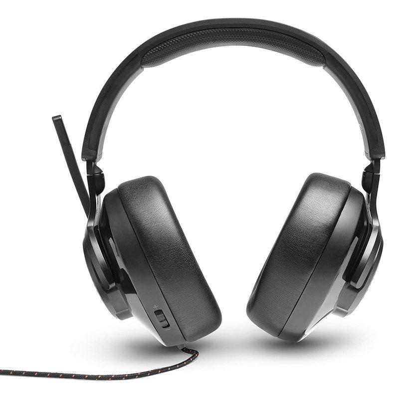 Auriculares JBL Quantum 200 Negro
