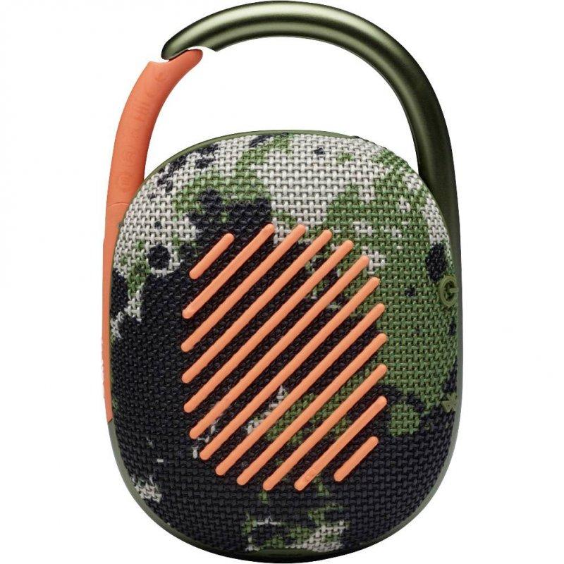 Altavoz Bluetooth JBL Clip 4 Squad