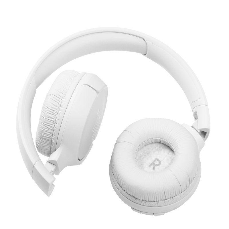 Auriculares Bluetooth JBL Tune 510 BT OnEar Blanco