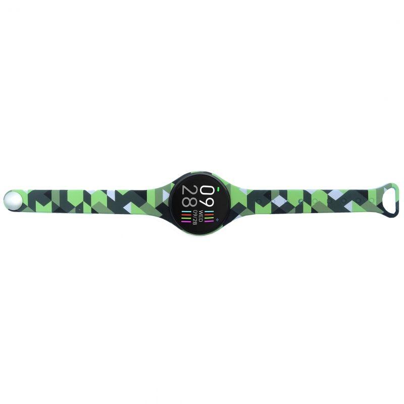 Smartwatch Innjoo Voom Mini Verde / Negro