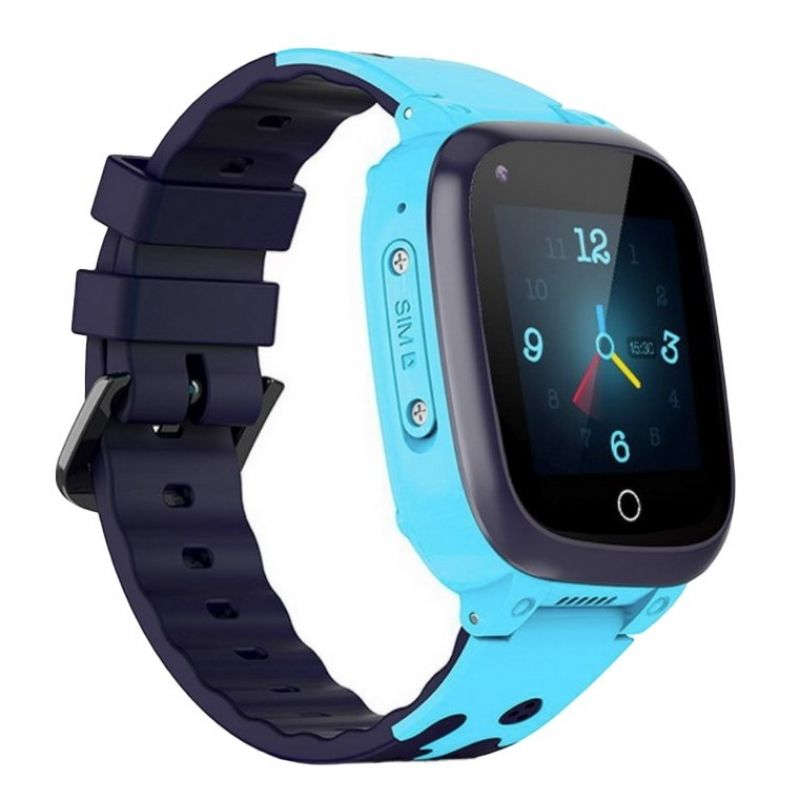 Reloj Inteligente Para Niños Innjoo Kids Watch 4G Blue
