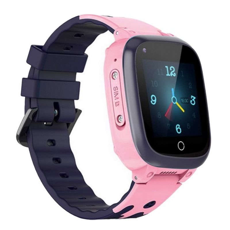 Reloj Inteligente Para Niños Innjoo Kids Watch 4G Pink