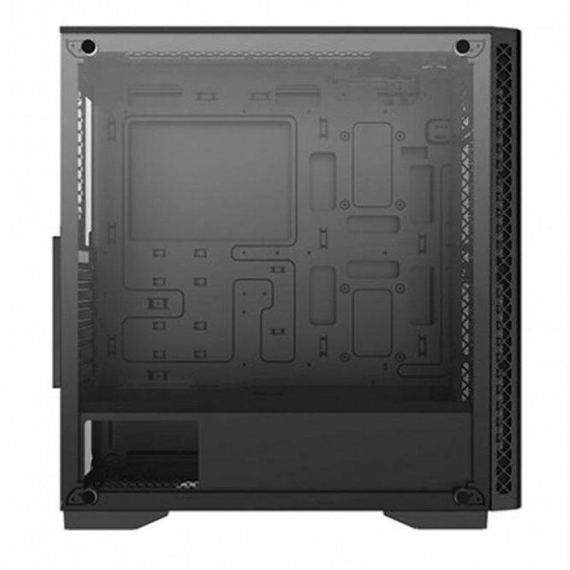 Caja PC Deepcool Matrexx 50 ADD RGB 4F E-ATX Cristal Templado USB 3.0 Negra