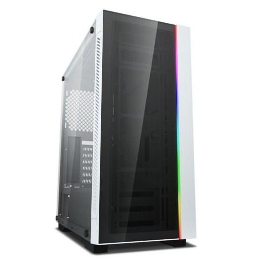 Caja PC Deepcool  Matrexx 55 V3 ADD-RGB WH ATX Blanco