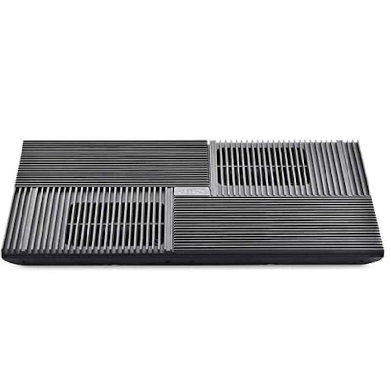 Base Refrigeradora para Portátil DeepCool Multi Core X8 Negro