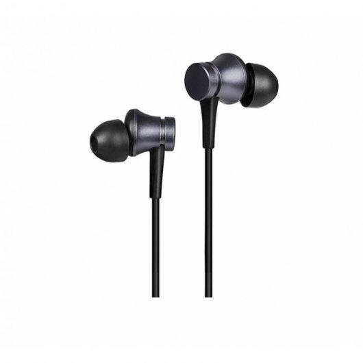 Auriculares con Micrófono Xiaomi Mi In Ear Negro - ZBW4354TY