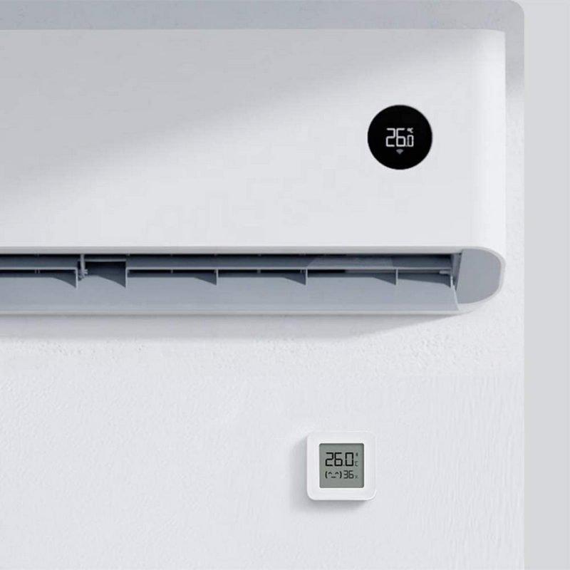 Monitor de Temperatura y Humedad Xiaomi Mi Home Monitor 2 Blanco