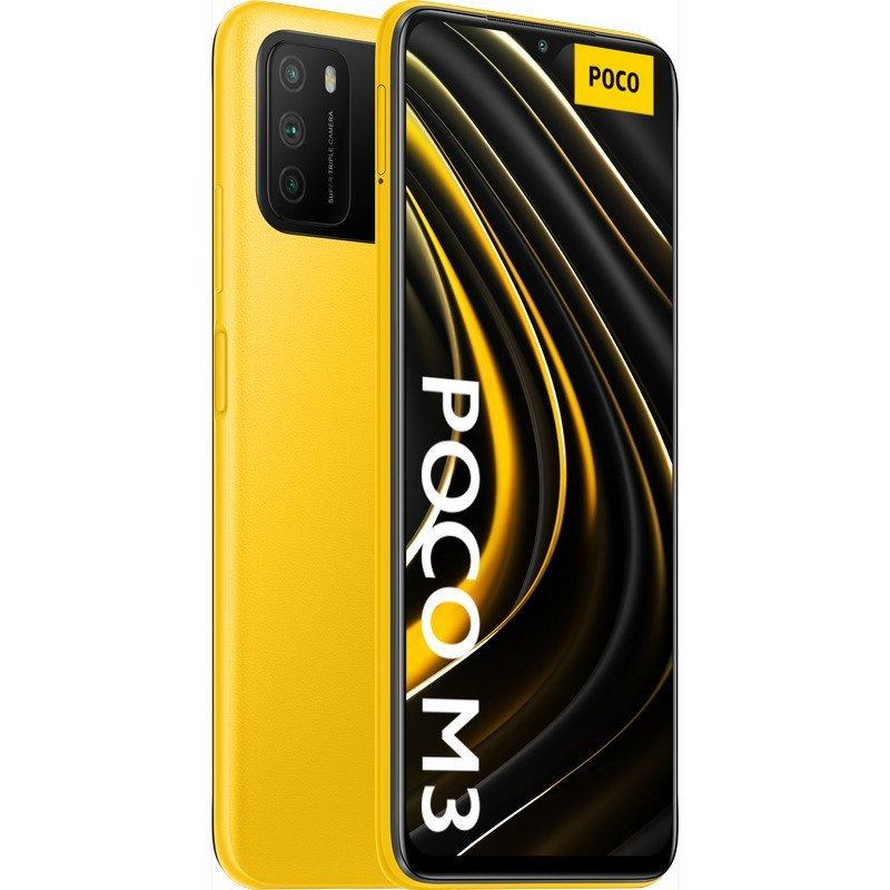 Xiaomi Poco M3 4GB 128GB Amarillo
