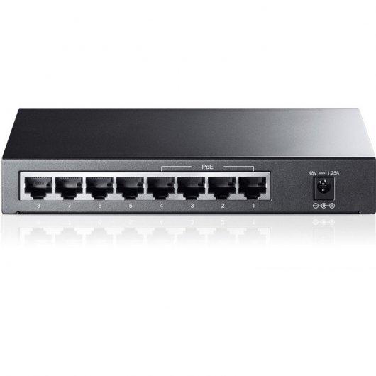 TP-Link TL-SF1008P Switch 8 Puertos 10/100