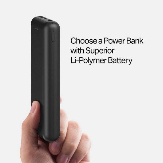 PowerBank TP-LINK TL-PB20000 20000mAh Negro