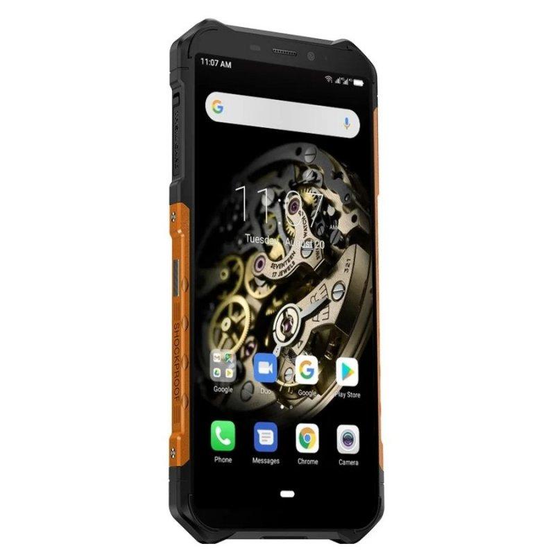 Ulefone Armor X5 Pro 4 4GB 64GB Negro/Naranja