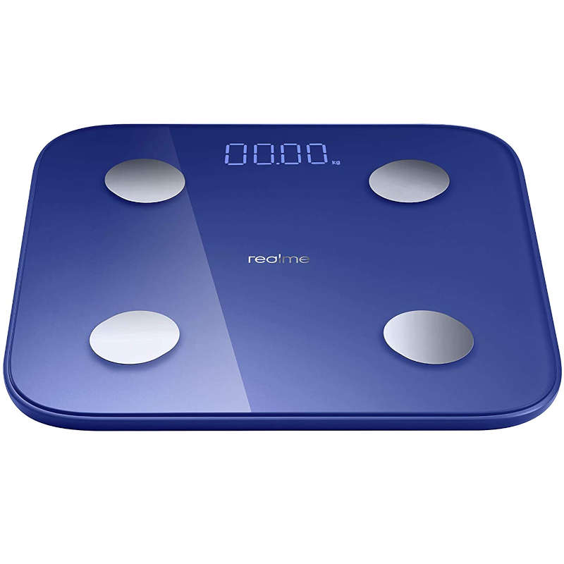 Báscula Inteligente Realme Smart Scale Azul