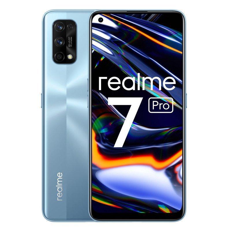 Realme 7 Pro 8GB 128GB Plata