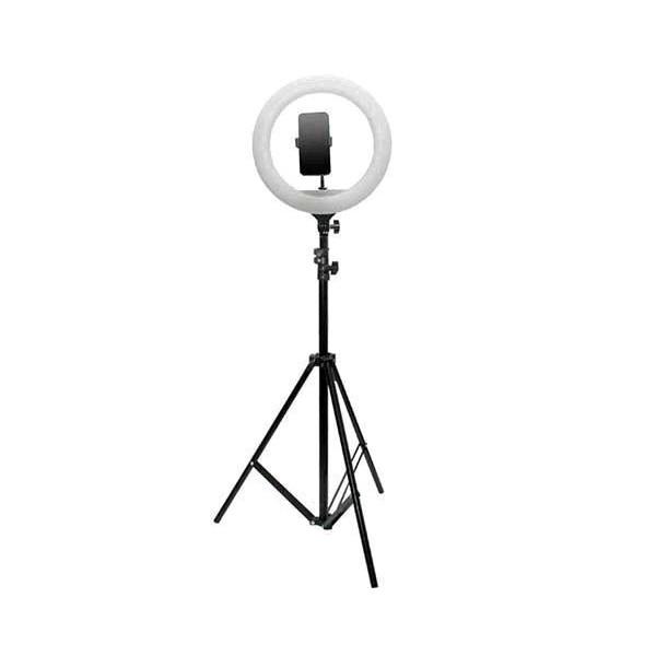 Aro de Luz Influencer 26cm + Tripode 2.1m
