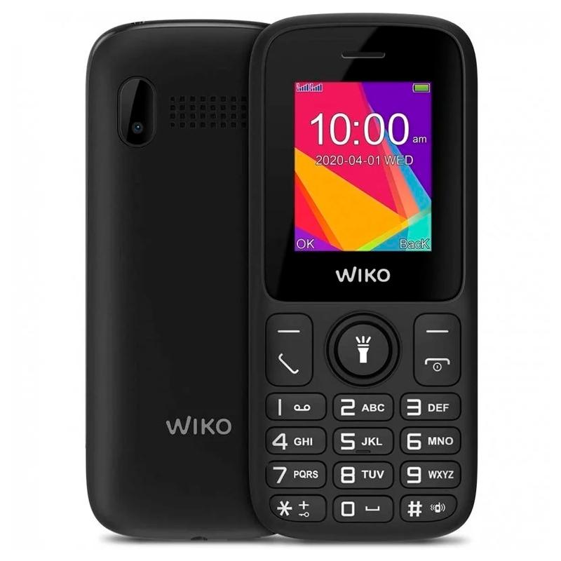 Wiko F100 Negro 1.8