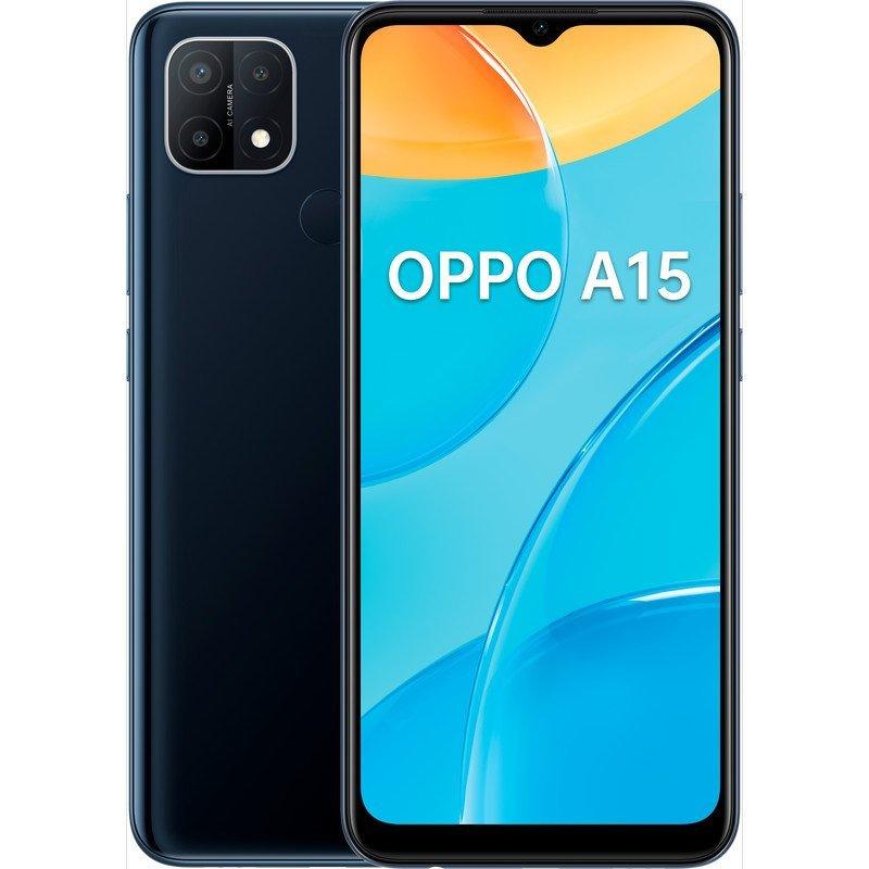 Oppo A15 3GB 32GB Dynamic Black
