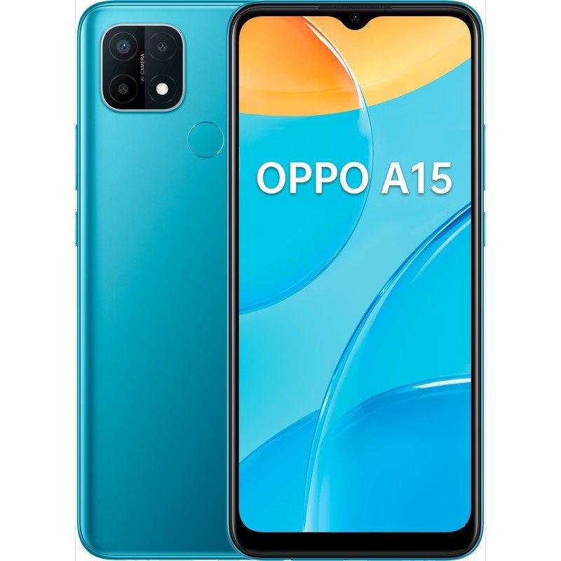 Oppo A15 3GB 32GB Mystery Blue