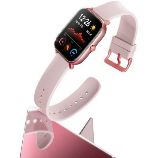 SmartWatch Xiaomi Huami Amazfit GTS Rosa