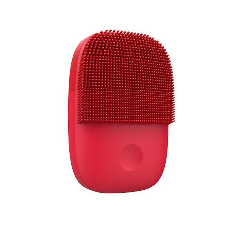 Cepillo Facial Xiaomi Inface Sonic Clena Pro Rojo