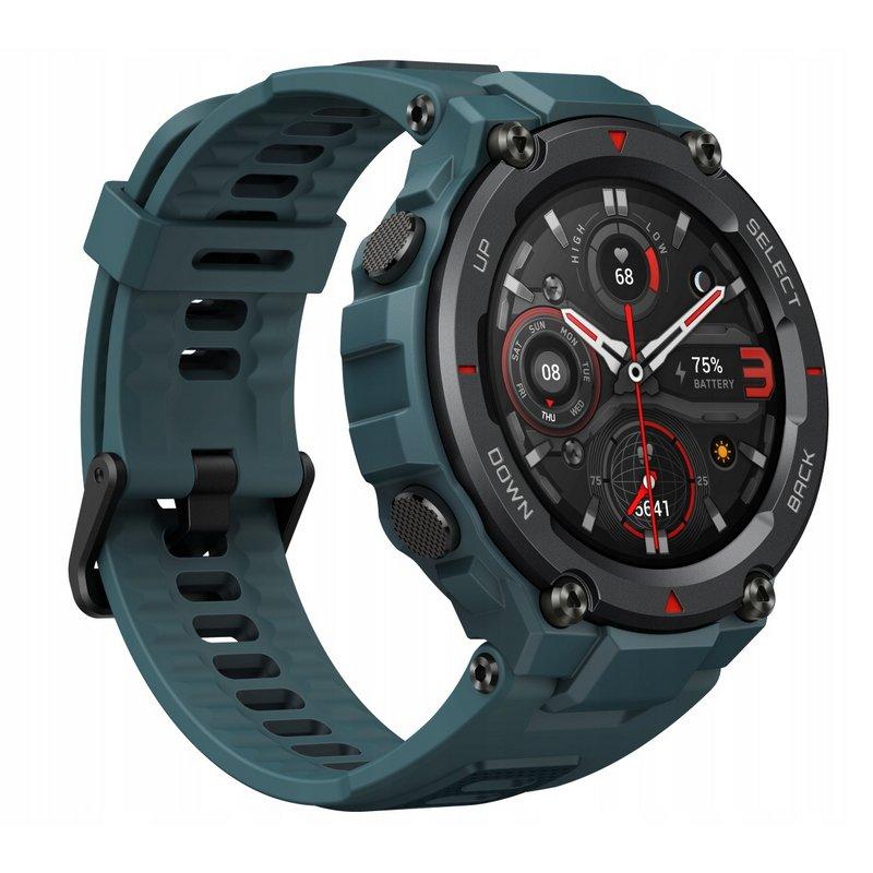 SmartWatch Amazfit T-Rex Pro Azul Acero