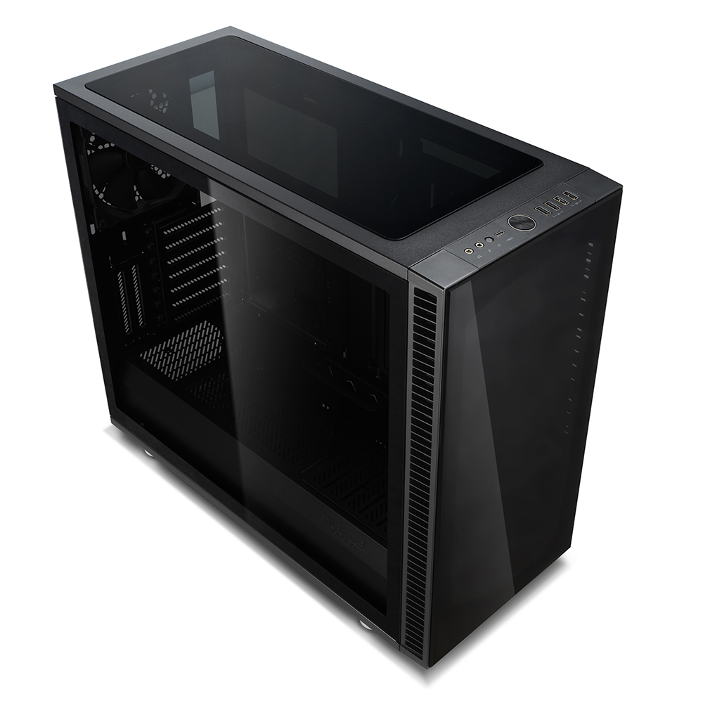 Caja PC E-ATX Fractal Design Define S2 VISION BLACKOUT