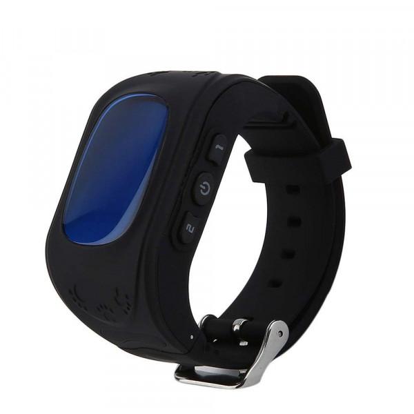 SmartWatch Infantil con GPS Geokid Teknon Negro