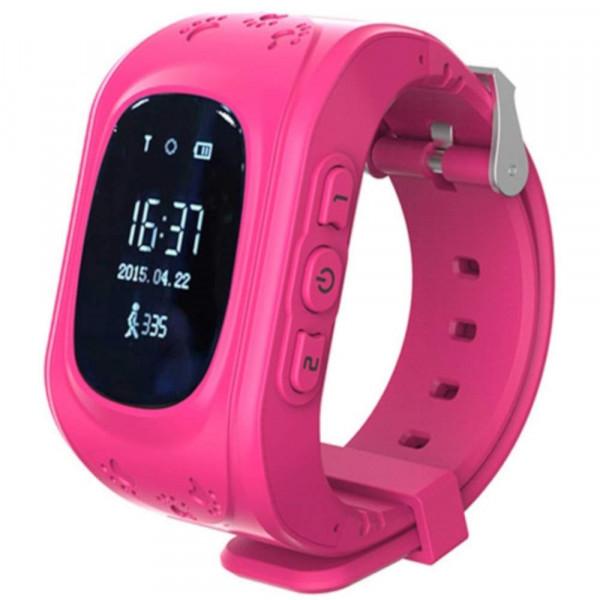 SmartWatch Infantil con GPS Geokid Teknon Rosa