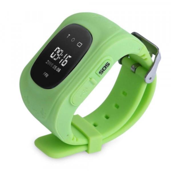 SmartWatch Infantil con GPS Geokid Teknon Verde