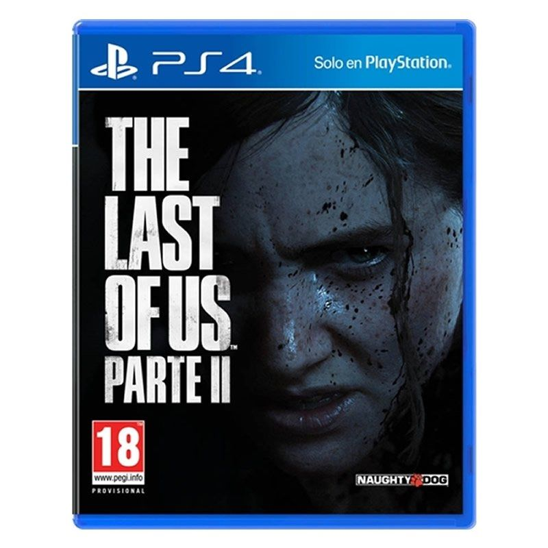 PS4 Juego The Last of Us Parte 2