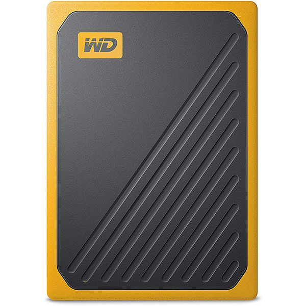 Disco Externo SSD Western Digital My Passport Go 1TB USB 3.0 Ambar