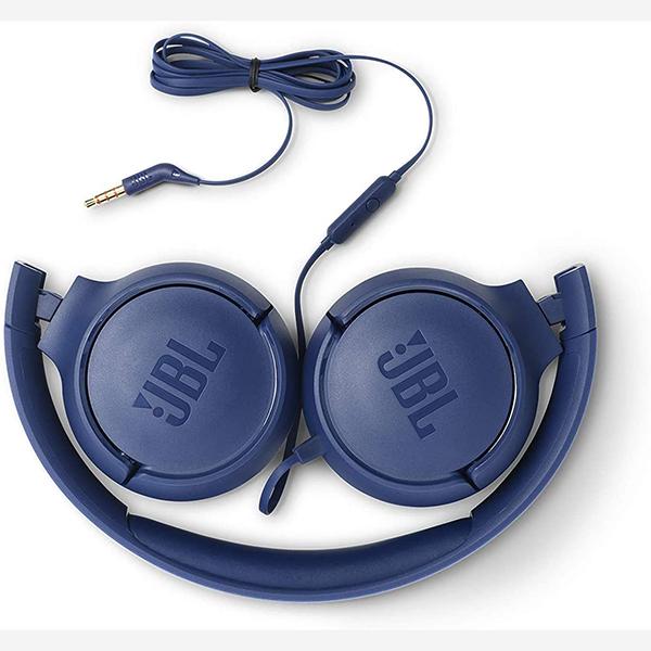 Auriculares JBL TUNE 500 Azul