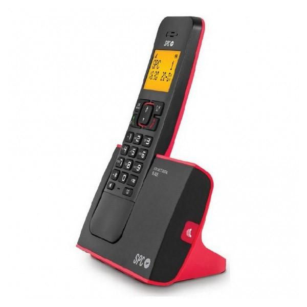 Telefono Inalambrico SPC Blade 7290 Negro/Rojo