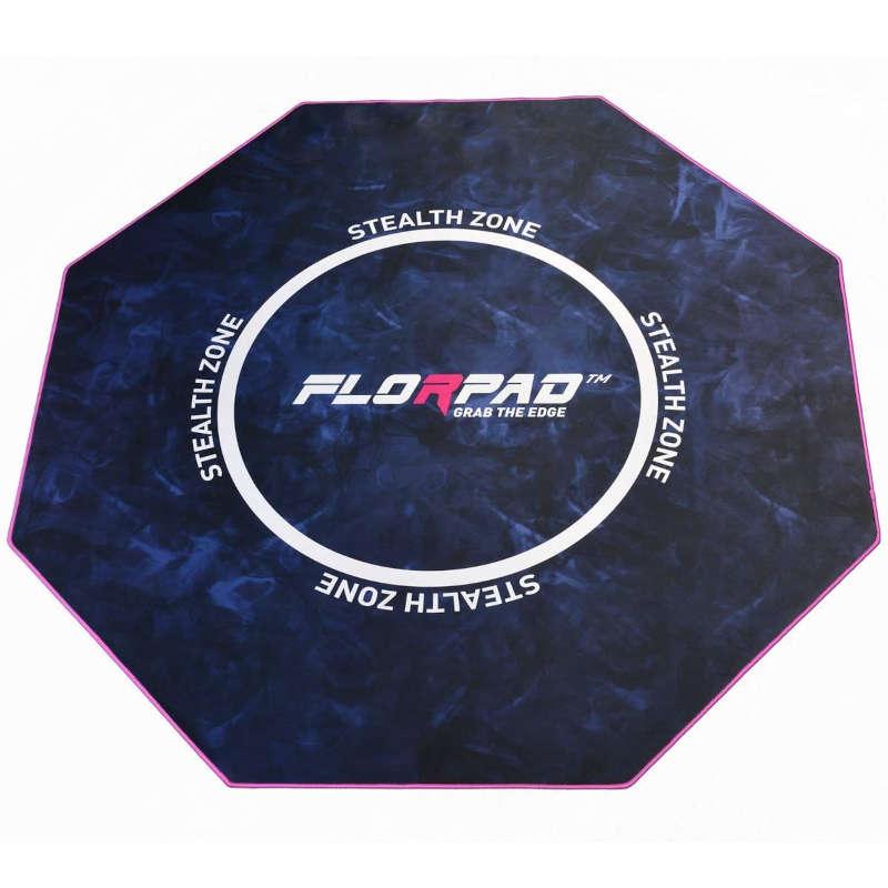 Alfombra de Suelo Gaming Florpad Stealth Zone