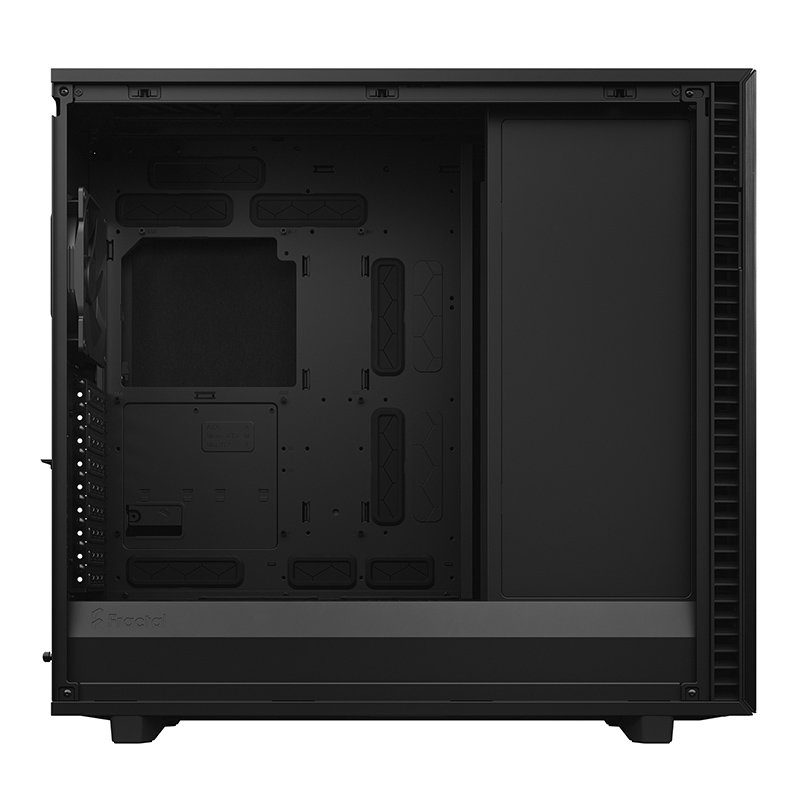 Caja PC ATX Fractal Design Define 7 Compact con Ventana Negro