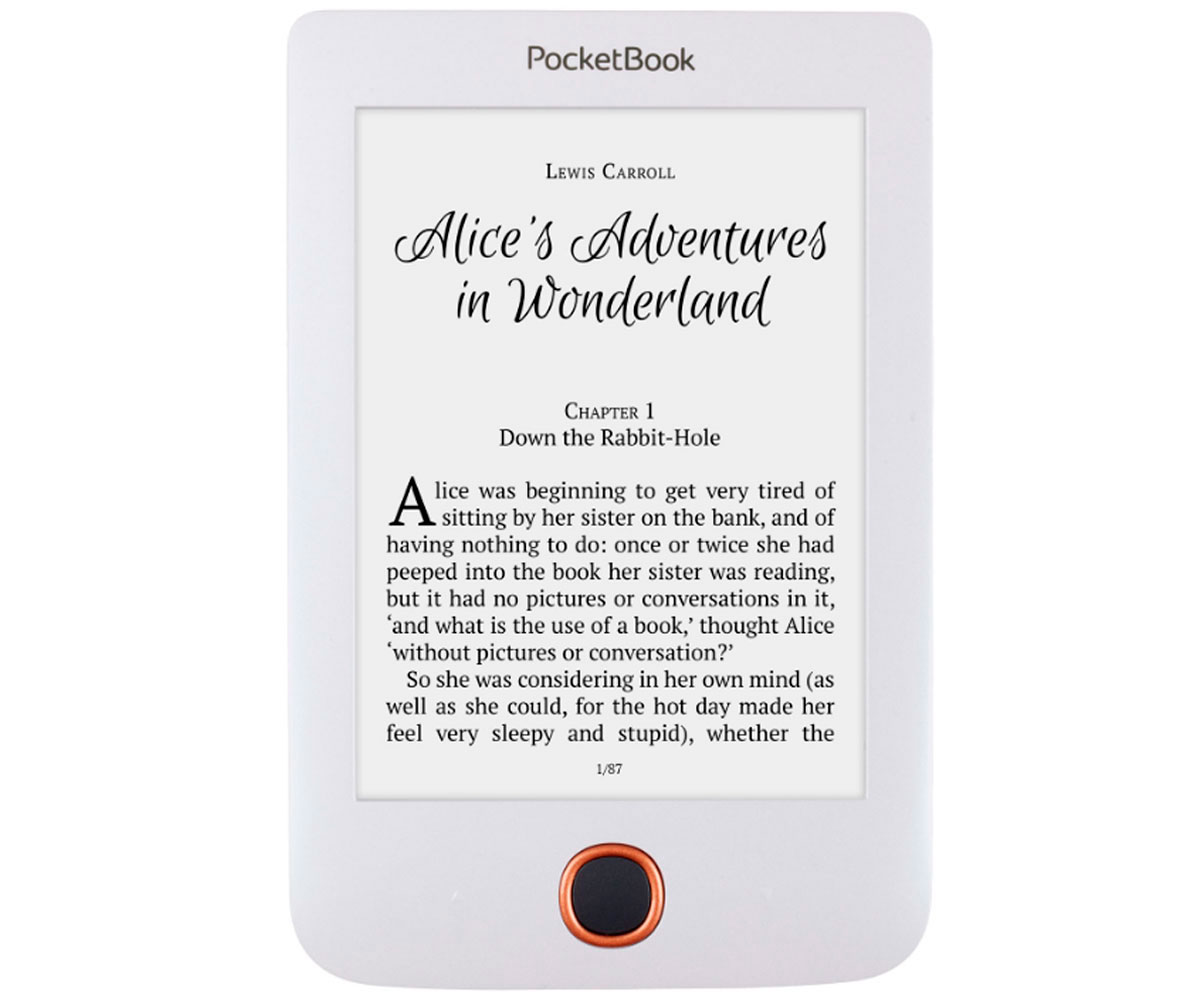 eBook PocketBook Basic 3 6