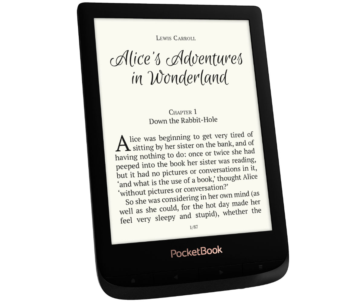eBook PocketBook Touch 4 Lux 6\