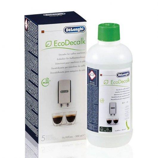 DeLonghi Líquido Descalcificador Universal para Cafeteras Superautomáticas 500ml