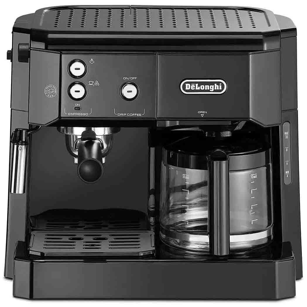 Cafetera combinada DeLonghi BCO 411.B