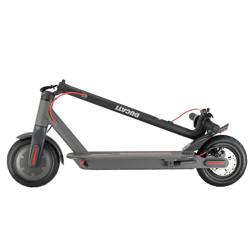 Patinete Eléctrico Ducati Pro I Evo Negro/Rojo