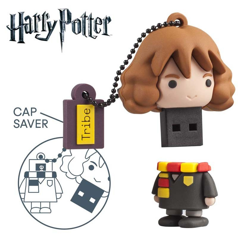 Pendrive 32GB Tribe Hermione GR Harry Potter