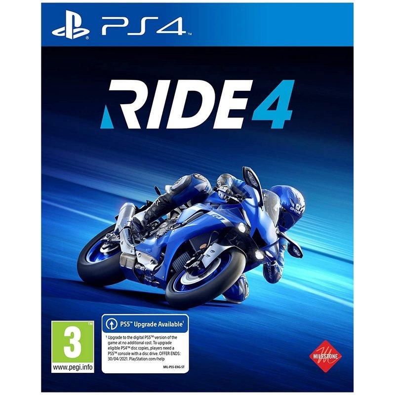 PS4 Juego Ride 4