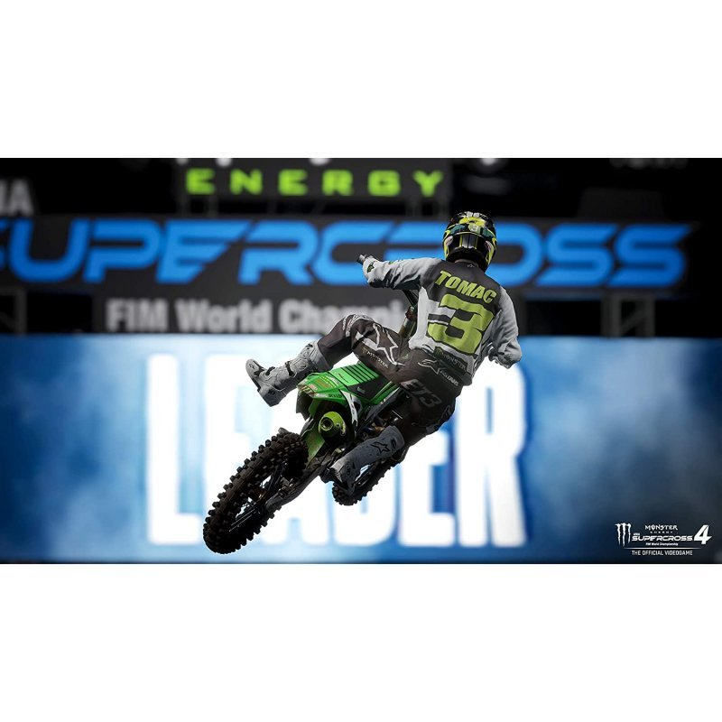 PS5 Juego Monster Energy Supercross The Official Videogame 4