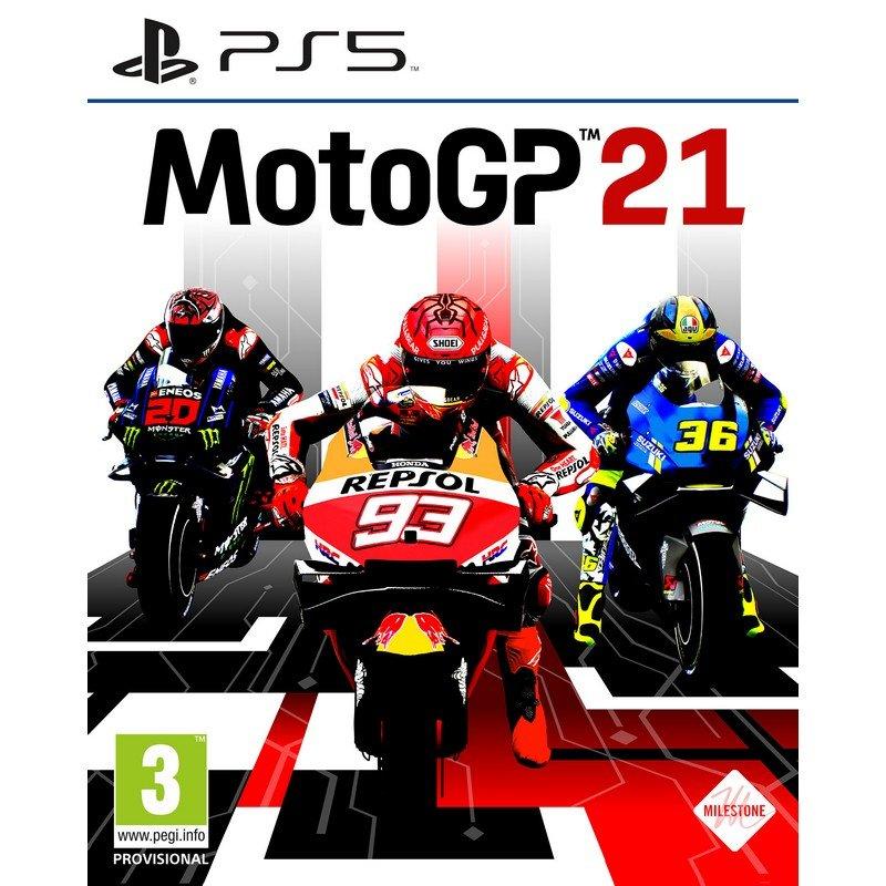 PS5 Juego MotoGP 21